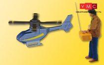 Viessmann 1563 Modellező rádiótávirányítású mini helikopterrel, forgó rotorlapátokkal