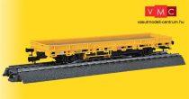 Viessmann 2315 Teherkocsi motorral és DCC / MM dekóderrel, hanggal sárga színben (H0)