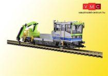 Viessmann 2622 Robel 54.22 pályafenntartó vasúti jármű működő daruval, BLS (H0) (E6) -