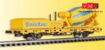 Viessmann 26254 Pőrekocsi működő betonkeverővel, GleisBau - Kész modell