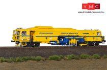 Viessmann 2654 H0 Schienen-Stopfexpress LEONHARD WEISS, P & T, Funktionsmodell für Dreileitersysteme