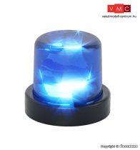 Viessmann 3571 Kerek tetővillogó, kék LED (H0)