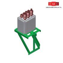 Viessmann 4105 Transzformátor felsővezeték oszlopra (H0)