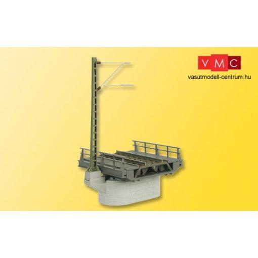 Viessmann 4129 Tartóoszlop felsővezetékhez, viaduktokra és hidakra rögzítéshez