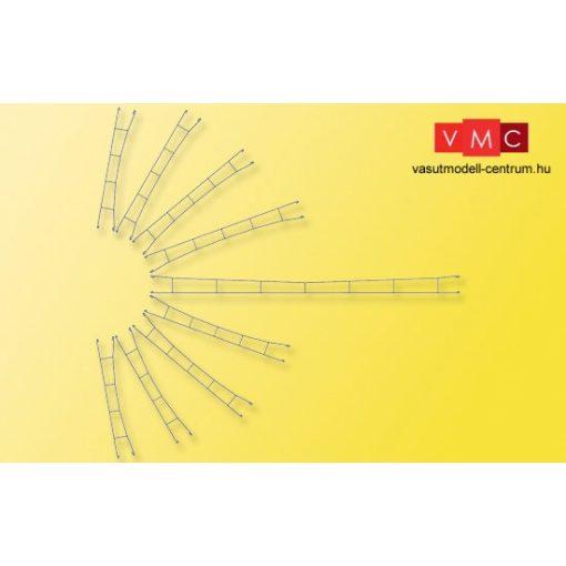 Viessmann 4138 Felsővezeték/munkavezeték 165,5 mm/5 db