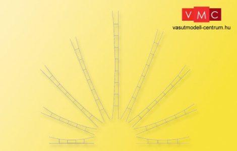 Viessmann 4159 Univerzális-felsővezeték/munkavezeték 400-500 mm/3 db