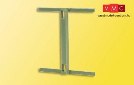 Viessmann 4184 Univerzális-rögzítő adapter toronyoszlopokhoz, felsővezetéktartó kar rög