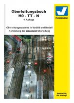 Viessmann 4190 Viessmann felsővezeték kiépítéséhez kézikönyv, H0/TT méretarány