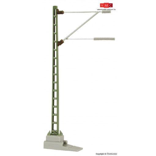 Viessmann 4310 Tartóoszlop felsővezetékhez, vonali oszlop (N)