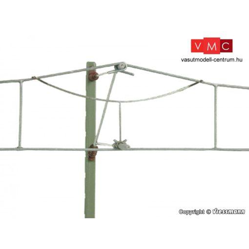 Viessmann 4370 Felsővezeték átkötés, Y-vezeték, 10 db (N)