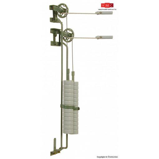Viessmann 4373 Kerekes feszítőmű-építőkészlet (N)