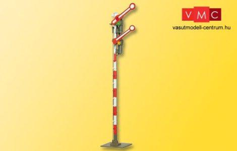 Viessmann 4508 Viessmann 4508 Alak-főjelző, 2 karú (csatolt), osztrák (ÖBB) (H0)