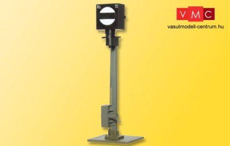 Viessmann 4515 Alak-vágányzárjelző, alacsony kivitel (H0)