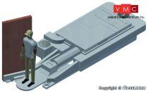Viessmann 4570 Motoros ajtónyitó és figuramozgató elektronika, DCC/MM
