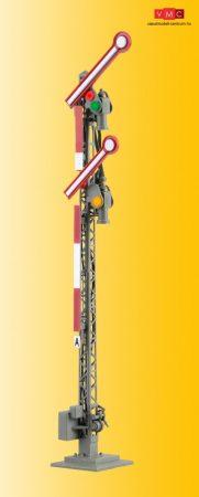 Viessmann 4702 Digitális alak-főjelző, kétkarú (H0) - DCC / MM