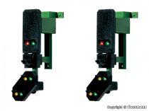 Viessmann 4752 Multiplex-fény térközjelző előjelzővel, függeszthető, 2db (H0)