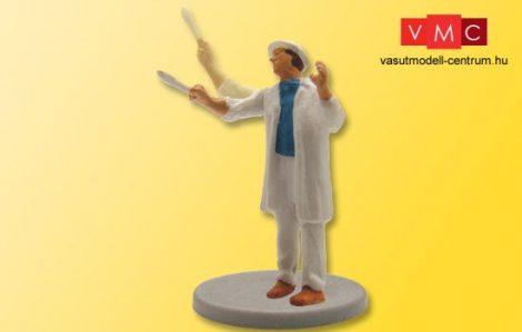 Viessmann 5010 Festőművész ecsettel, mozgó figura (H0)
