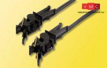 Viessmann 5048 Kuplung (kapcsolószerkezet), áramátvezetési lehetőséggel, 2 pólusú (H0)