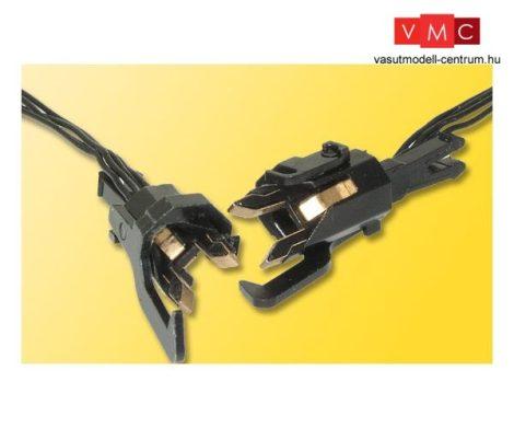 Viessmann 5071 Kuplung (kapcsolószerkezet), áramátvezetési lehetőséggel, 4 pólusú (H0)