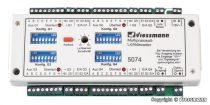 Viessmann 5074 Multiprotokoll-világításdekóder DC/DCC, 100 mA