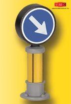 Viessmann 5085 Világító közlekedési tábla (H0)