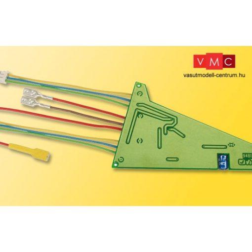 Viessmann 5235 Hármasváltóvezérlő dekóderpanel C-Gleis (Märklin) sínrendszerhez