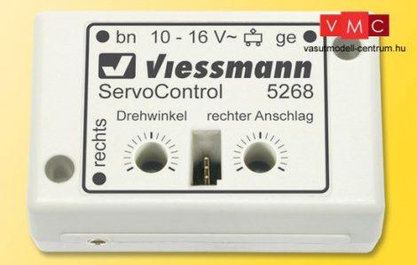 Viessmann 5268 Servo Control, szervomotor vezérlőmodul