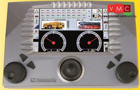 Viessmann 5300 Commander - digitális érintőképernyős vezérlőközpont