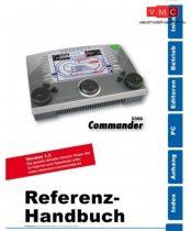 Viessmann 53002 Commander kézikönyv, német