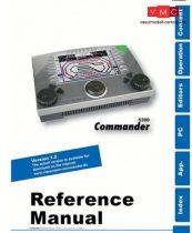 Viessmann 53003 Commander kézikönyv, angol