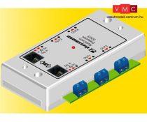 Viessmann 5303 RailCom-Detector, 4 bekötési lehetőség