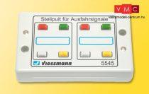 Viessmann 5545 Univerzális-kapcsolópult kijárati jelzőkhöz