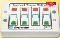 Viessmann 5547 Univerzális-kapcsolópult