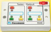 Viessmann 5548 Univerzális-kapcsolópult 6 db visszajelentéssel