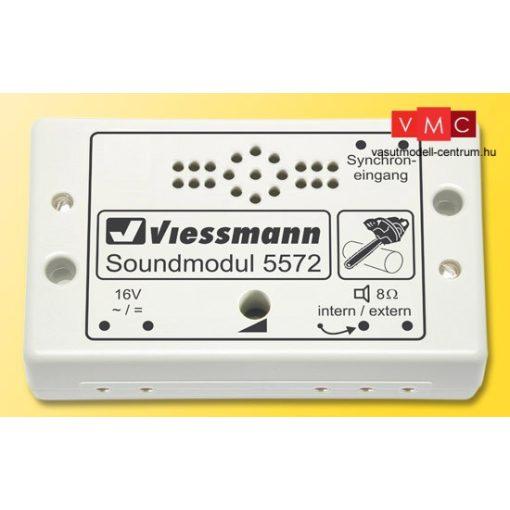 Viessmann 5572 Hangmodul, láncfűrész