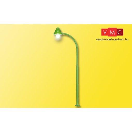 Viessmann 6012 Ívelt gázlámpa, melegfehér LED világítás