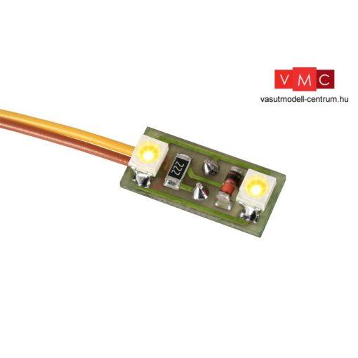 Viessmann 6021 Belső világítás épületekhez, házakhoz, dupla LED (melegfehér)