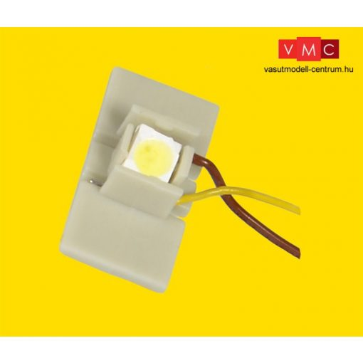 Viessmann 6047 Emelet belső világításhoz (6045) 10 db sárga LED