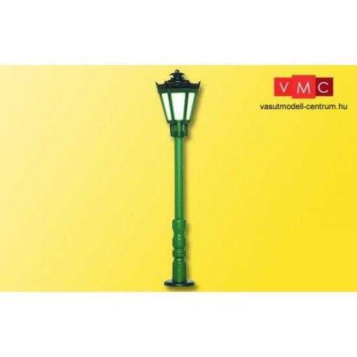 Viessmann 6072 Parklámpa, zöld