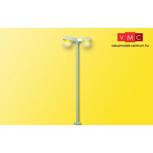 Viessmann 6098 Modern utcai dupla, sárga fénnyel