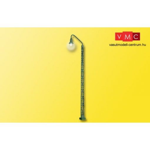 Viessmann 63851 Vasútüzemi lámpa/térvilágítás, érintkezőtalppal, LED