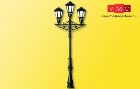 Viessmann 6398 Gázlámpa, háromkarú