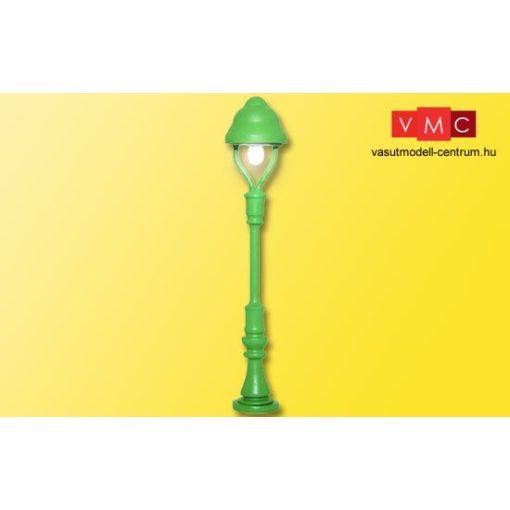 Viessmann 6411 Szabványgázlámpa, zöld