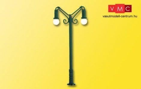 Viessmann 6415 Nosztalgia lámpa, kétkarú