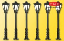 Viessmann 64706 Parklámpa készlet, 5+1 db