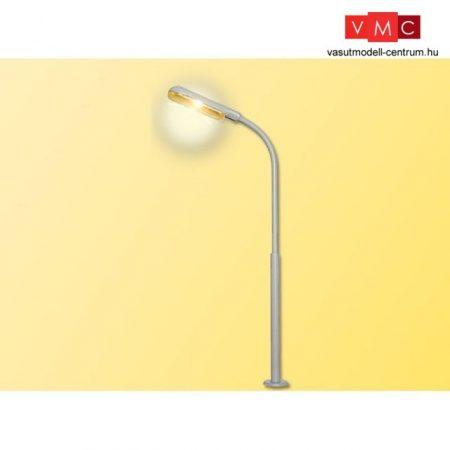 Viessmann 64911 Ostoros utcai lámpa, érintkezőtalppal, sárga LED