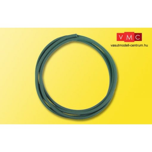 Viessmann 6816 Zsugorcső, fekete 40 cm, 1,2 mm