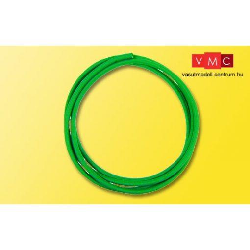 Viessmann 6817 Zsugorcső, zöld 40 cm, 1,2 mm