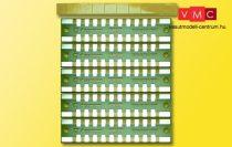 Viessmann 6859 Forrasztható kábelelosztó panel, 2-pólusú, 5 db