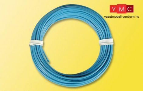 Viessmann 6861 Vezeték 10 m, 0,14 mm?, kék